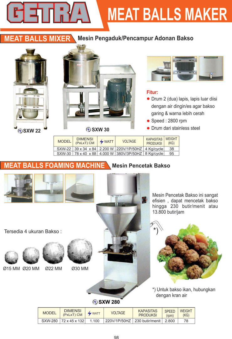 40_Meat-Balls-Floaming-Machine