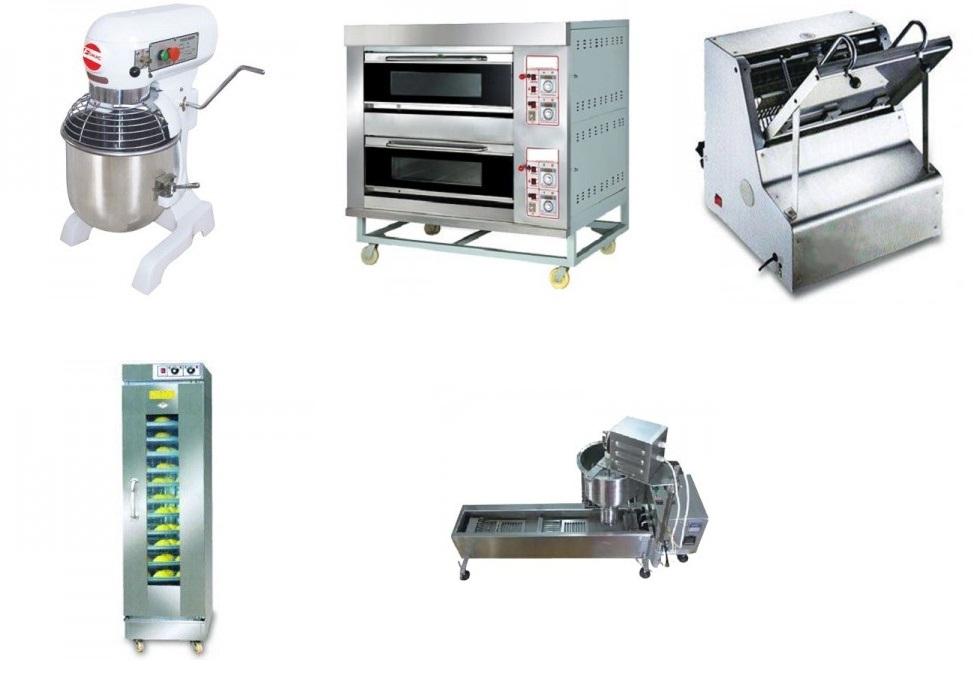 mesin roti yang berkualitas