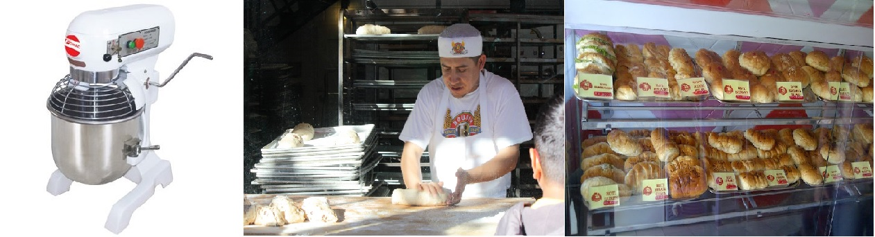 mixer roti planetary Hobi Hadi Bisnis Roti