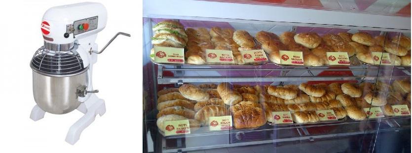 Bisnis Roti Menjamur dan Mesin Roti