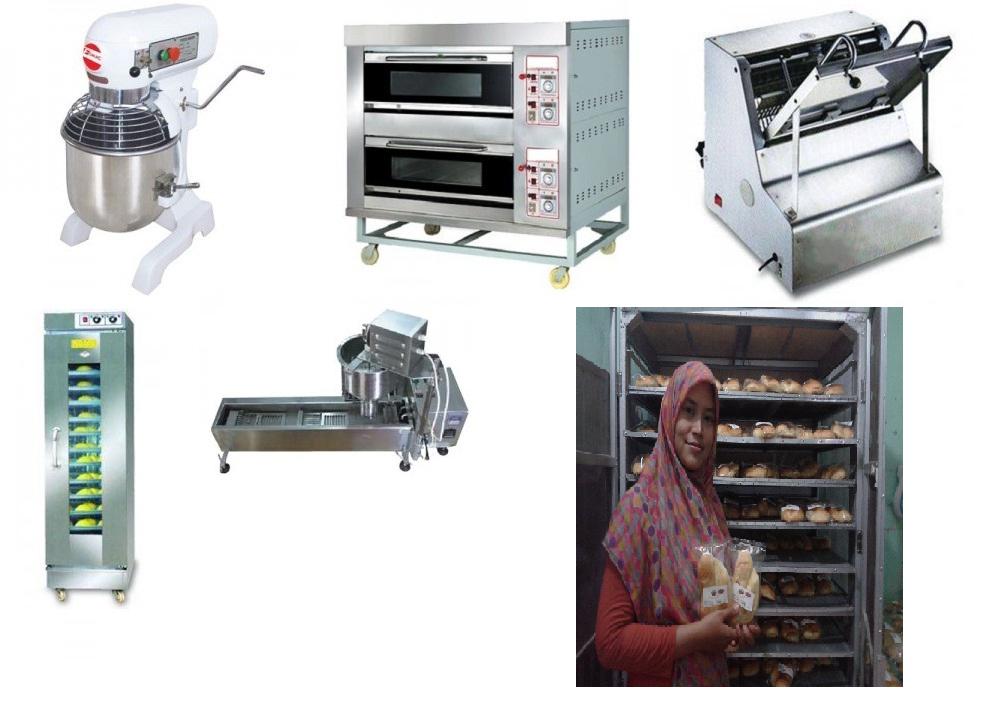 mesin roti canggih untuk Bisnis Roti