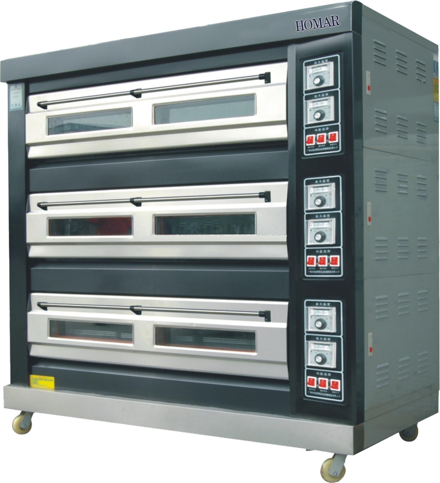 pengaruh oven roti baru