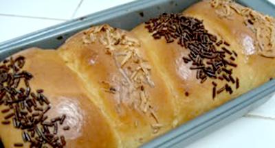 roti keju coklat