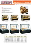 Pastry Food Warmer
