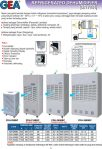 Refrigerated Dehumidifier (Dryer)