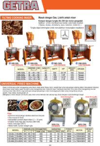 Universal Fried Machine