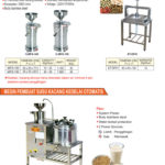VEGETABLE PROCESSING EQUIPMENT MFS-150