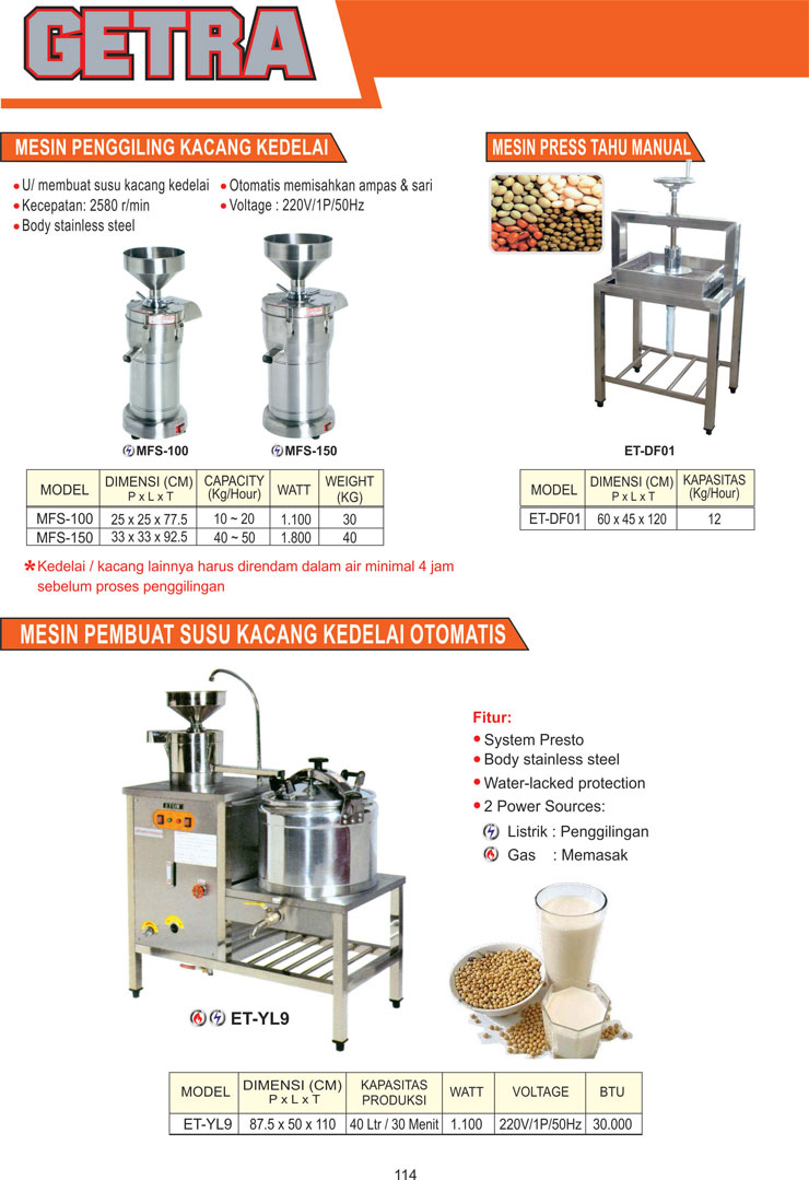 BROSUR_FRUIT-&-VEGETABLE-PROCESSING-EQUIPMENT-MFS-150