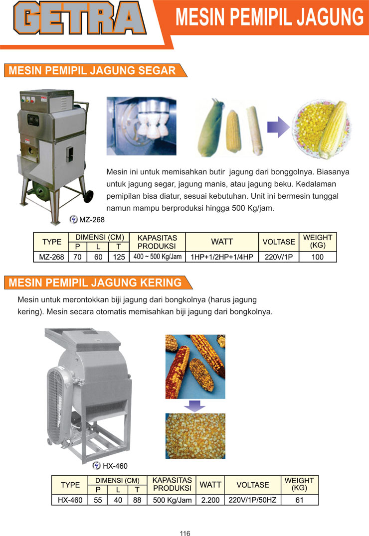 BROSUR_FRUIT-&-VEGETABLE-PROCESSING-EQUIPMENT-MZ-268