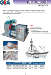 Ice Scaler (Sea Water)