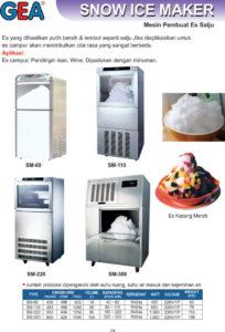 Snow Ice Maker