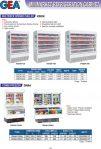 Minimarket Refrigeration Cabinet (Vision, Diana)