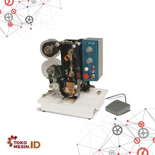 Semi Auto Coding Machine HP 280