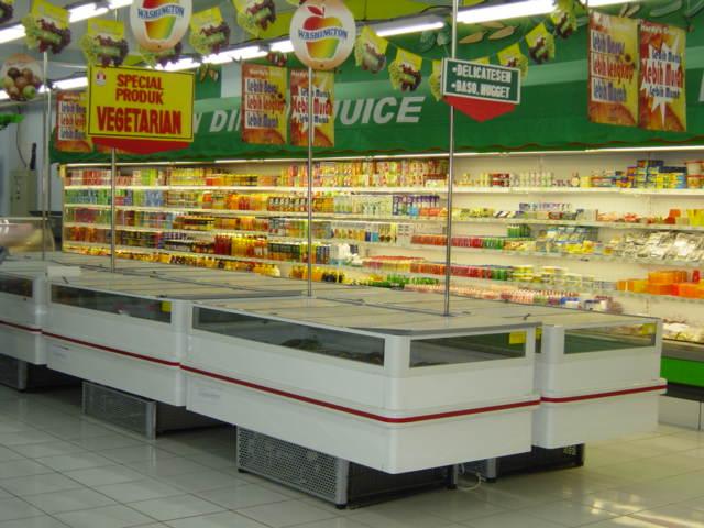 Tray Supermarket