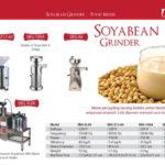 fomac soybean grinder