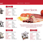 fomac meat slicer