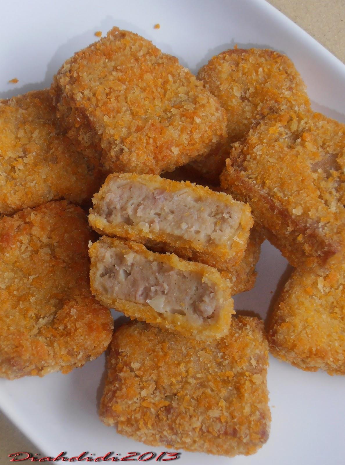 Nugget Daging Sapi