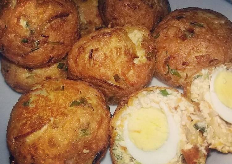 Takoyaki Isi Telur Puyuh