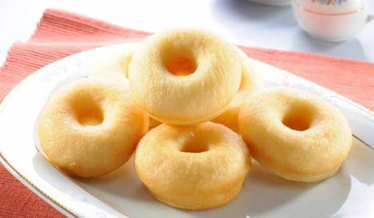 Cara buat donat goreng kentang