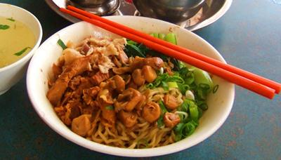 Mie Ayam Special