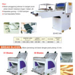 6 Moulding Machine and Bread Slicer