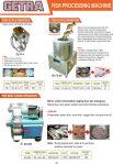 Fish Processing Machine