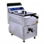 Auto Single Gas Deep Fryer2