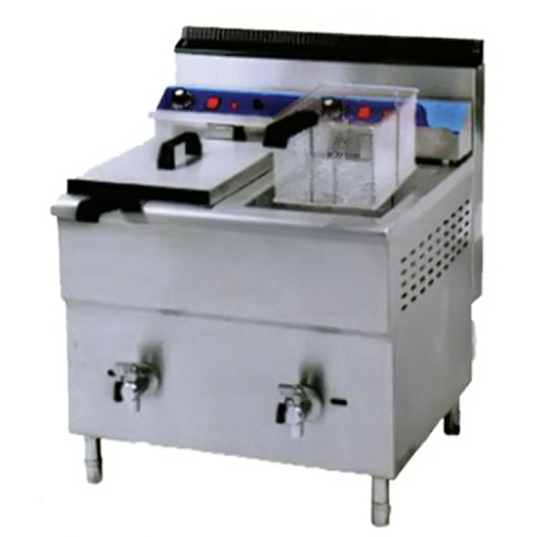 Auto Single Gas Deep Fryer