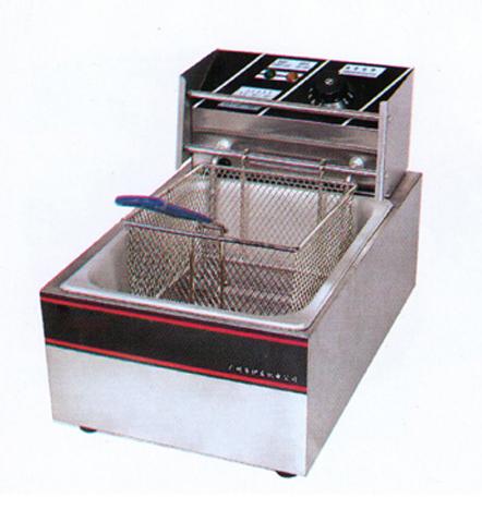 Single Tank Fryer