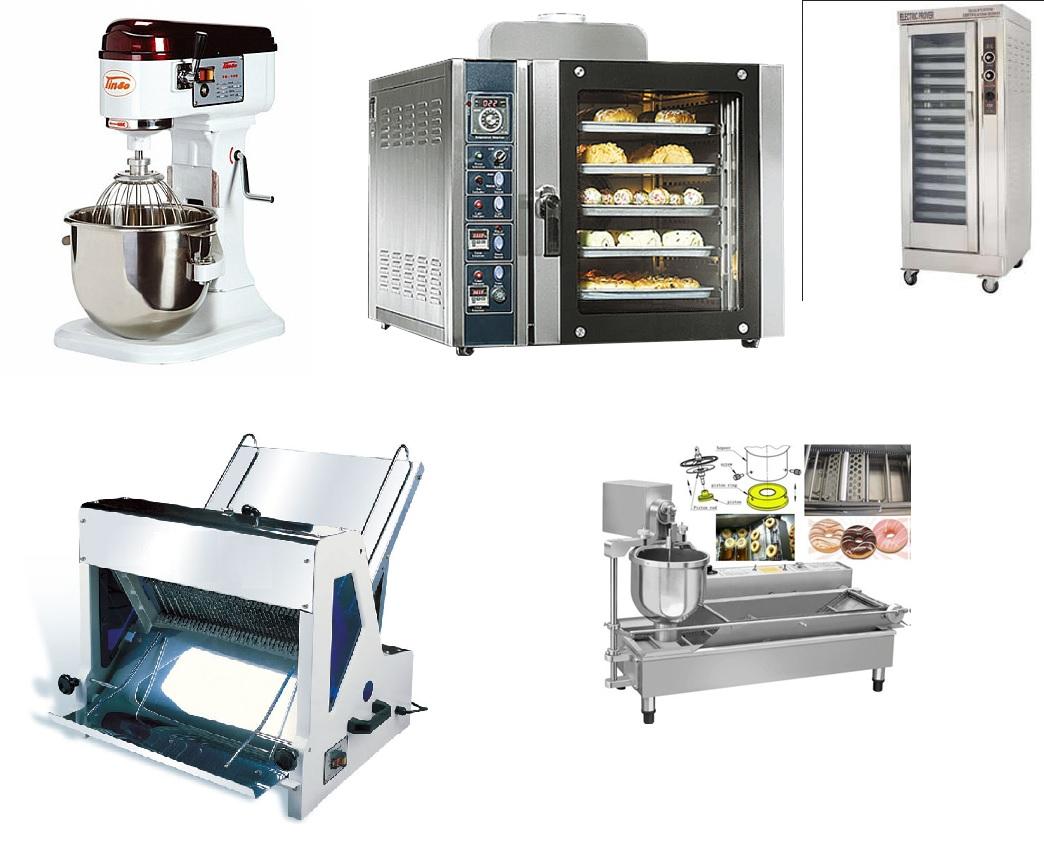Mesin Industri Roti