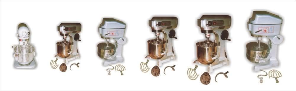 Pilih Mixer Roti