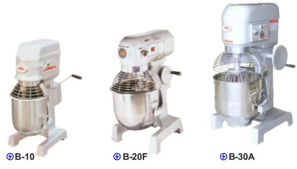 Mixer Roti Baru