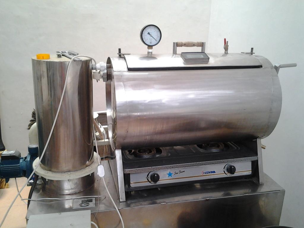 mesin vakum frying