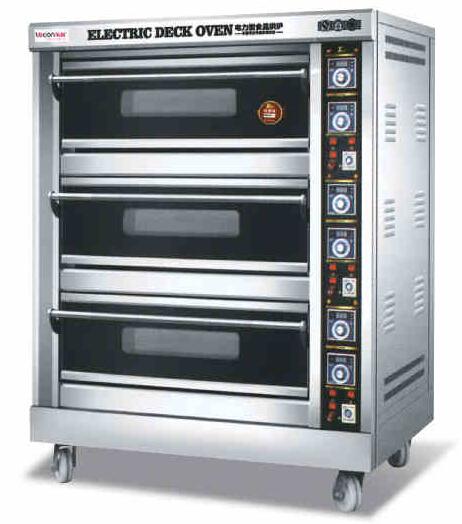 keunggulan oven roti thermo control