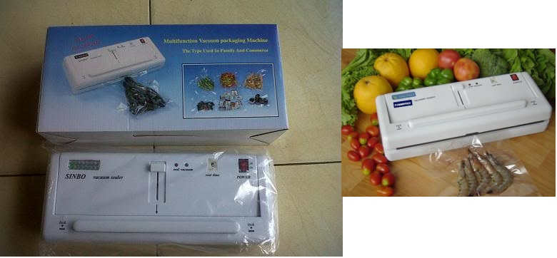 Mesin Vacuum Sealer Portable