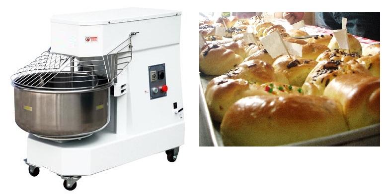 mixer buat roti dan roti