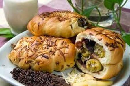 Tips Membuat Roti Pisang