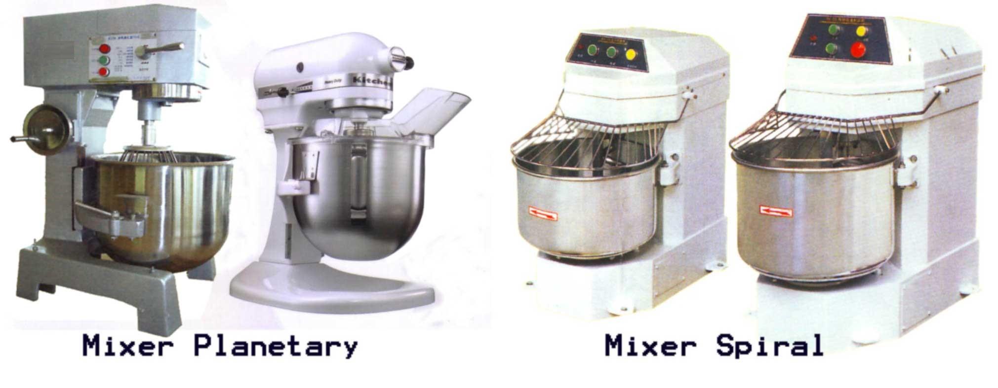 jenis mixer