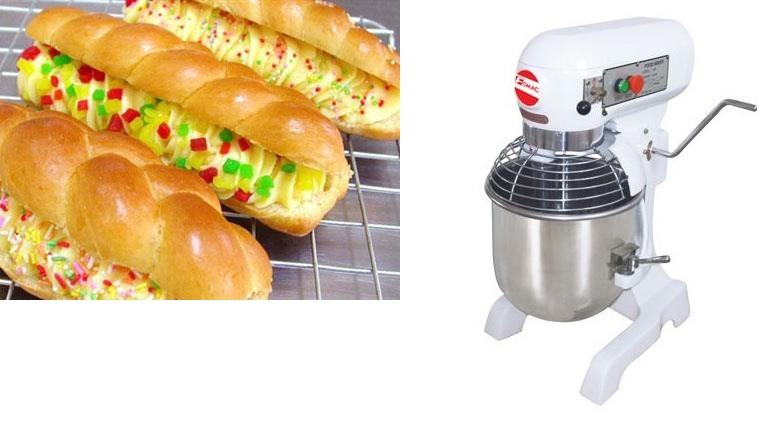 Peralatan Pembuat Roti