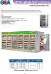 Walk In Display Cooler (Remote Condensing Unit)