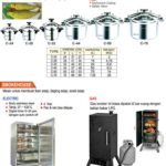 COOKING EQUIPMENT DSH-S03