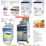 COOKING EQUIPMENT GF-71