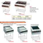 COOKING EQUIPMENT RBD-4