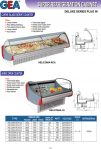 Supermarket Refrigeration Cabinet (Plug in)