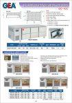 SS Kitchen refrigeration MGCR-210S GD