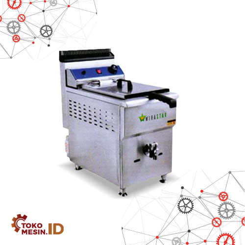 Gas-Deep-Fryer-G171