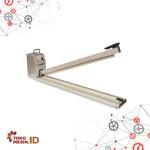 Hand Sealer Panjang Body Alluminium