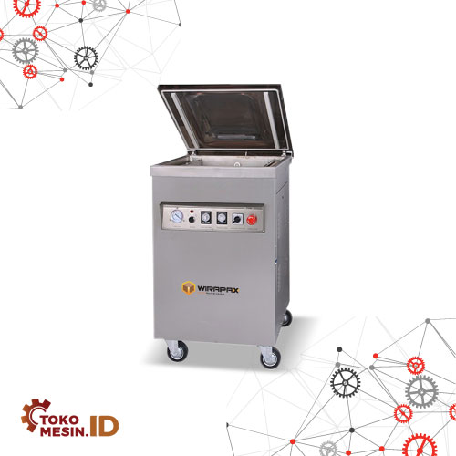 Mesin Vacum Sealer Upright