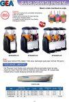 Slush Granita Machine, Food Grade Lubricant