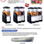 Slush-Granita-Machine